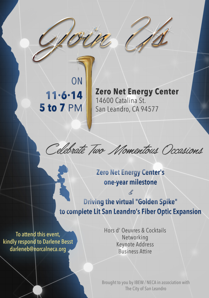 One Year ZNEC & Lit San Leandro Celebration